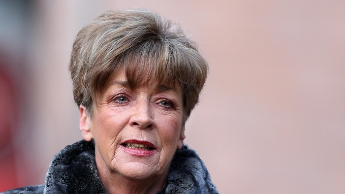 Anne Kirkbride, who played Deirdre Barlow, had been rumoured not be returning to the soap.