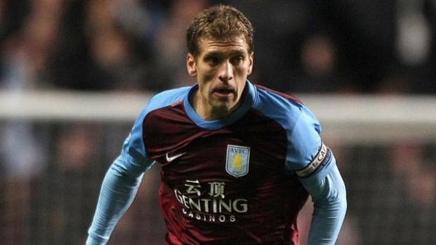 Villa captain Stiliyan Petrov was diagnosed with acute leukaemia in March