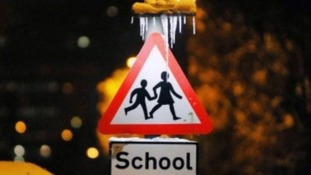 Some schools have closed because of weather conditions