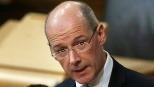 Finance Secretary John Swinney will announce to the proposed new tax rates today