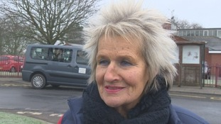 Cllr Val Tarbitt has warned villagers to use the service if they want it to stay