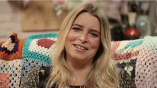 Emma Atkins tells fans the news in a video on Emmerdale's official website