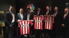 SAFC representatives with NBC delegates