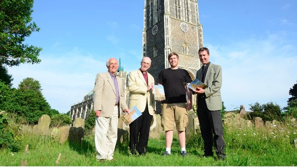 The team behind Southwold&#x27;s new book
