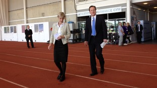 David Cameron: 2012 Games benefits the Midlands