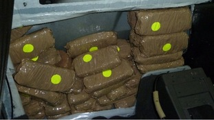 13 kilos of heroin seized by Border Agency staff