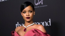 Rihanna claims the image used was from an unauthorised photograph.