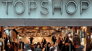 Topshop claim Rihanna is using the law wrongly and celebrity images can be legally used.