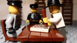 Holocaust Lego