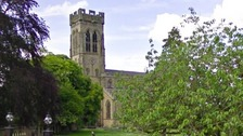 All Saints Church, Broseley
