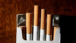 Cigarette packets could be plain from May 2016.