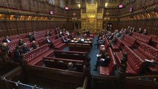 Criminal Justice and Autism debate at The House of Lords