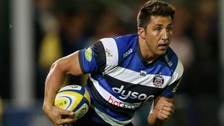 Gavin Henson will leave Bath Rugby Club at the end of the season