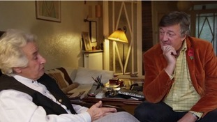 Stephen Fry meets Holocaust survivor Anita Lasker-Wallfisch at her London home.