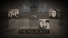Thousands gather to remember Holocaust victims
