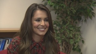 VIDEO: We talk to Cheryl on Tyneside
