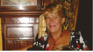 Sandra Bainbridge, 70, was stabbed more than 70 times by a woman she found squatting in her home