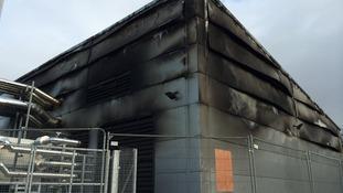 Energy centre fire