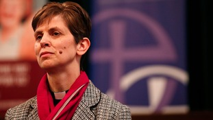 Rev Libby Lane.