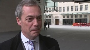 Farage condemns opponents over 'most negative campaign ever'