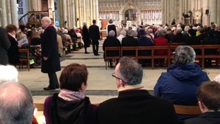 York Minster gears up for momentous occasion