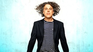 Comedian Alan Davies confirms Middlesbrough Town Hall show