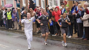 Colin Parker sent us this pictures of the Torch in Maldon, Essex