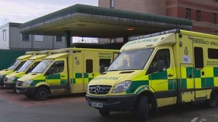 Welsh Ambulances