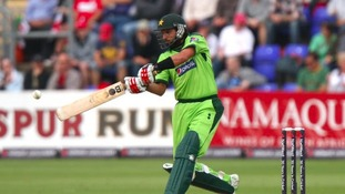 Afridi is one of the most destructive batsmen in world cricket.