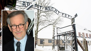 Steven Spielberg warns of rise in antisemitism in Auschwitz speech