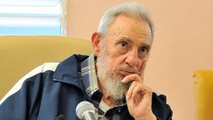 Fidel Castro breaks silence on Cuba-US landmark talks