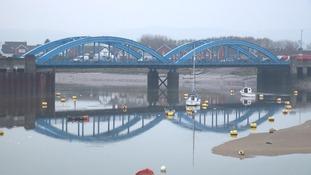 Clwyd river