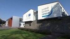 Borders college has been described as 'the best in Scotland' by MP Michael Moore