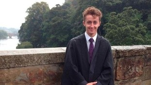 Euan Coulthard's family 'eternally grateful' to the civilian diver who found their son