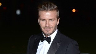 David Beckham whisky advert cleared over 'irresponsibility' claims