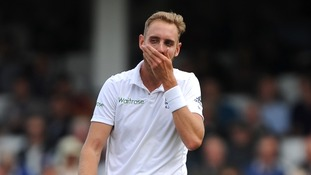Stuart Broad apologises for UK minimum wage Twitter comment