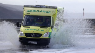 Welsh ambulance times