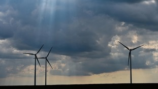 There is a proposal to build seven turbines