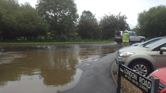 Wheatley flooding