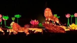 Longleat lanterns