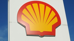 Shell announced results.