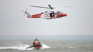Major air-sea search for fishing boat suspended.