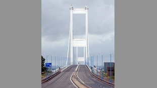 M48 Severn Bridge Crossing