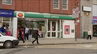 Weston-super-Mare post office