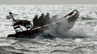RNLI search for missing trawler