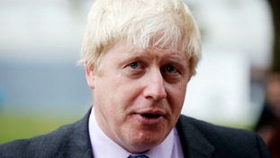 Boris Johnson has made controversial comments about extremists.