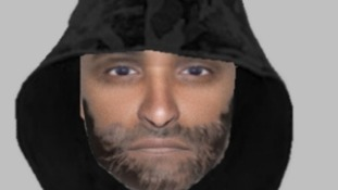 Police have released this e-fit of a suspected rapist