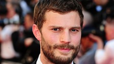 The film stars Jamie Dornan as mysterious billionaire Christian Grey.