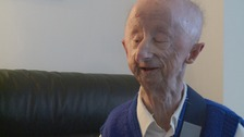 Alan Barnes says he never expected a reaction like this.