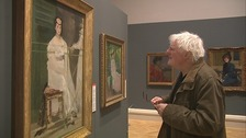 Manet exhibition at Norwich Castle